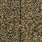 Organic Shingle - Rainbow Green
