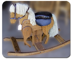 Rocking Horse for Children, Toddlers