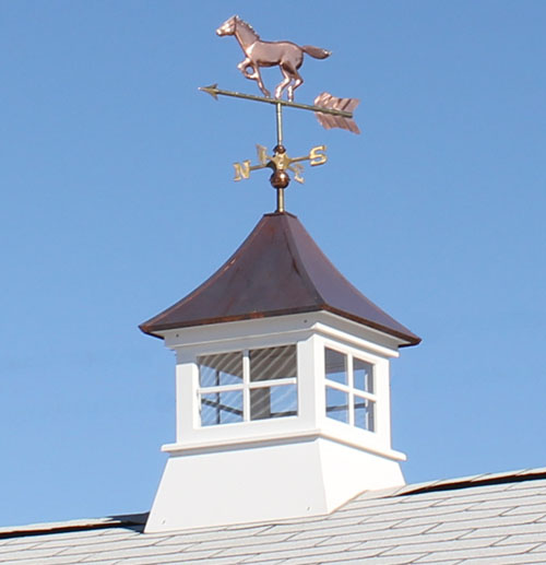 Product details ridge cabinet sheds portable buildings for Cupola with weathervane